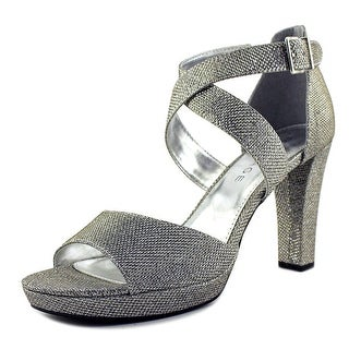 Rampage Kalico   Open-Toe Synthetic  Heels