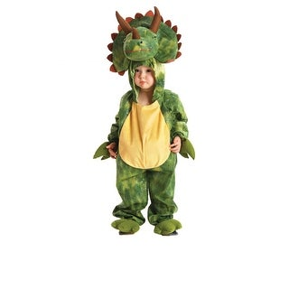 Toddler Triceratops Child Halloween Costume