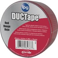 Intertape Polymer Group 20Yds Red Duct Tape 6720RED Unit: EACH