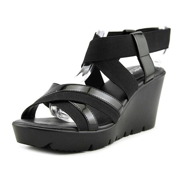 Charles By Charles David VOTE Women Black Sandals