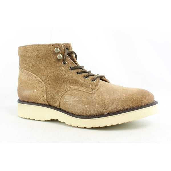 Frye Mens Freeman Midlace Ankle Boots Size 9 5