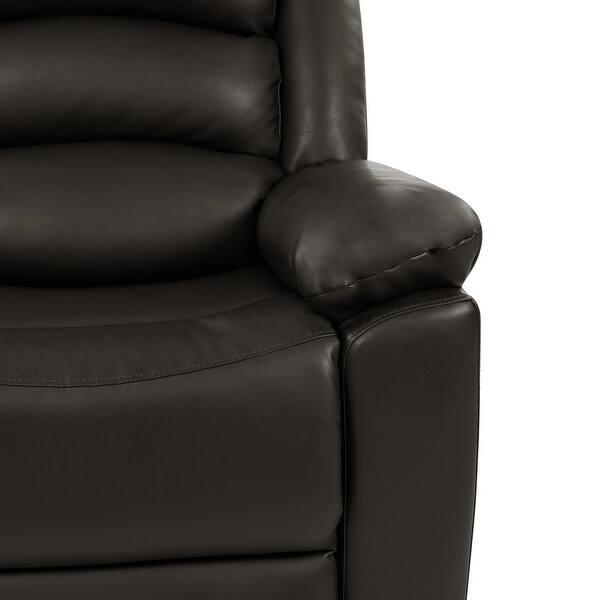 Copper Grove Herkdestad 4 Seat Pillow Top Arm Recliner Sofa Overstock 27068172