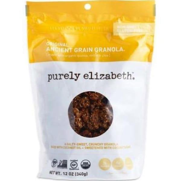 Purely Elizabeth - Granola Original Cereal ( 6 - 12 oz bags)