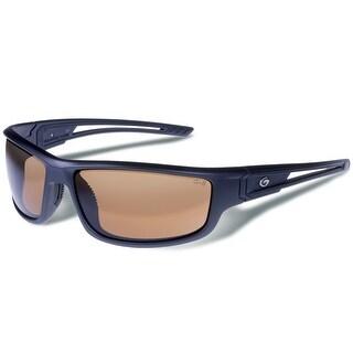 Gargoyles SQUALL MATTE METALLIC GRAPHITE / AMBER Sunglasses