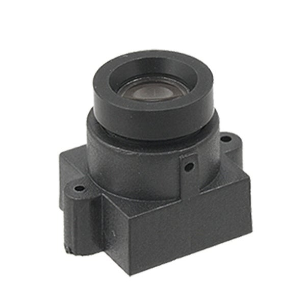 """Unique Bargains Replacement F2.0 1/3"""" 8mm Board Lens for CCTV Camera"""