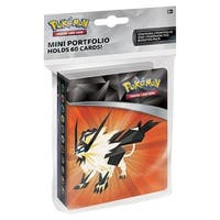 The Pokemon PKU80358 Sun & Moon Ultra Prism Album Pack
