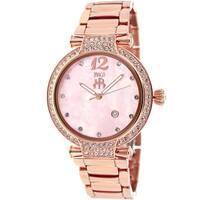Jivago Women's Bijoux JV2219 Mother of Pearl Dial watch