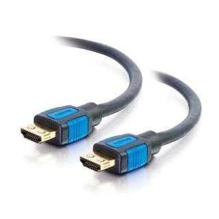 C2g / Cables To Go 29677 High Speed Hdmi Cable With Gripping Connectors (6 Feet)