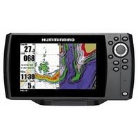 Humminbird Helix 7 Chirp DI/GPS G2 Combo 7 Color TFT Display Fishfinder/Chartplotter