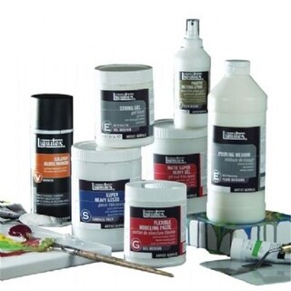 ColArt 113010 Acrylic Mediums Assortment A