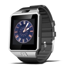 Bluetooth Smart Watch with Camera for Android & iOS Devices|https://ak1.ostkcdn.com/images/products/is/images/direct/9b21d49dee2559acf19ce0331566dc2a1ebf2df4/Bluetooth-Smart-Watch-with-Camera-for-Android-%26-iOS-Devices.jpg?_ostk_perf_=percv&impolicy=medium