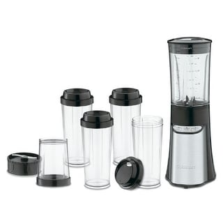 Cuisinart CPB-300 Cuisinart CPB-300 SmartPower 15-Piece Compact Portable Blending/Chopping System