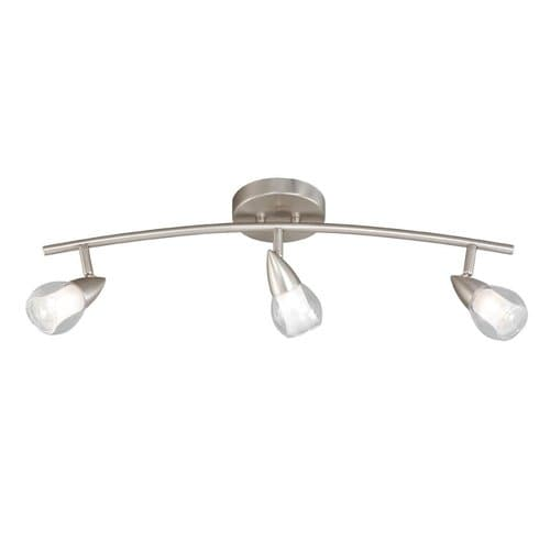 Shop vaxcel lighting sp56501 tivoli 3 light 40 watt each halogen vaxcel lighting sp56501 tivoli 3 light 40 watt each halogen accent light fully adjustable aloadofball Images