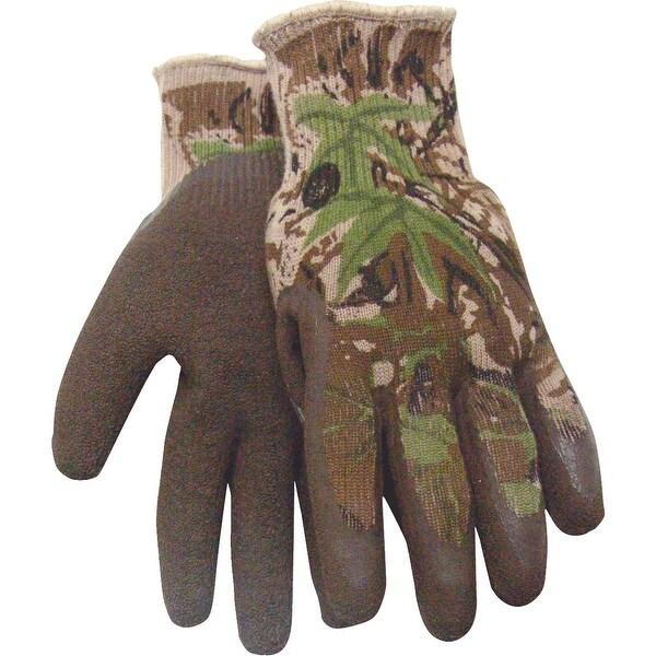 Midwest Gear Lrg Camo Gripper Glove
