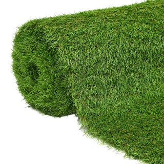 "vidaXL Artificial Grass 1.5x5 yd/1.57"" Green"