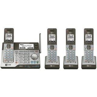 AT&T CLP99486 4 Handset Cordless Answering System
