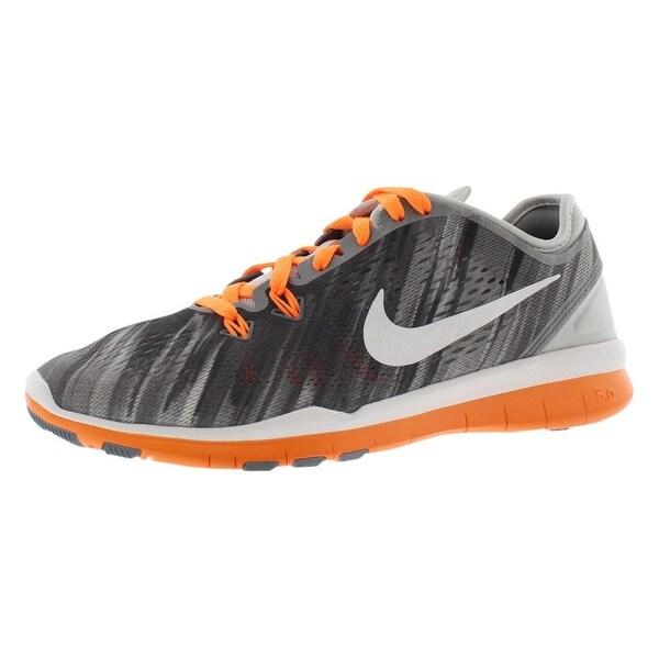 Aire acondicionado suspensión Álbum de graduación  Road Running Nike Womens Free 5.0 Tr Fit 5 Low Top Lace Up Running Sneaker Free  5.0 Tr Fit 4 Sports & Outdoors