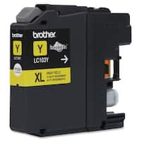 brother PX4562 Brother Printer LC103Y High Yield Cartridge Ink - Yellow