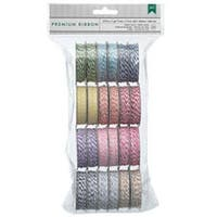 Bright - Baker's Twine Value Pack 5Yd Spools 24/Pkg