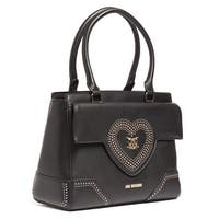Moschino JC4208 0000 Black Shopper/Tote - 14-12.5-5.5