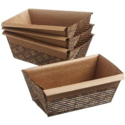 Shop Regency Rw1350 4 Italian Loaf Pans 1 4 Lbs Free
