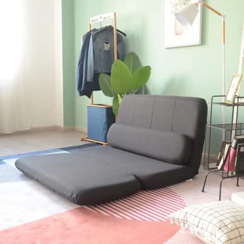 Floor chair sofa bed folding lazy sofa floor chair sofa recliner bed