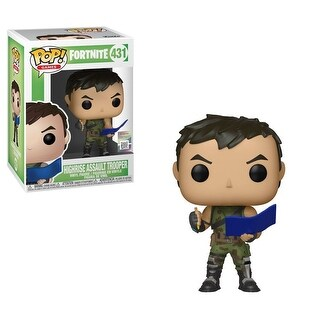 POP! Games Fortnite Highrise Assault Trooper, Gamers by Funko