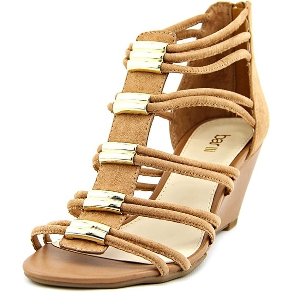 Bar III Womens KRYSTAL Open Toe Special Occasion Platform Sandals