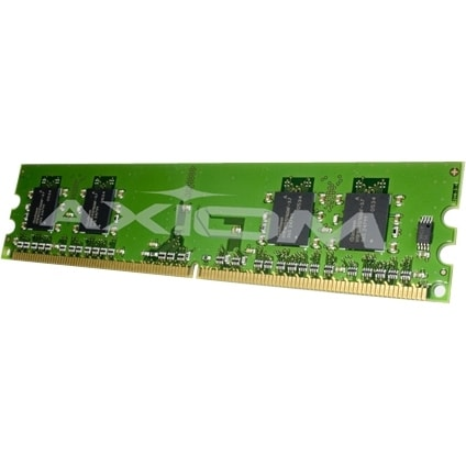 """Axion AXG23791803/2 Axiom PC3-10600 Unbuffered Non-ECC 1333MHz 4GB Kit (2 x 2GB) TAA Compliant - 4 GB (2 x 2 GB) - DDR3 SDRAM -"