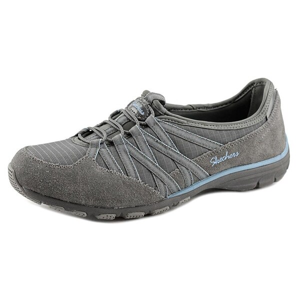 Skechers Conversations-Holding Aces   Round Toe Leather  Walking Shoe