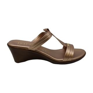 Link to ITALIAN Shoemakers Womens klara Open Toe Casual Platform Sandals Similar Items in Women's Shoes