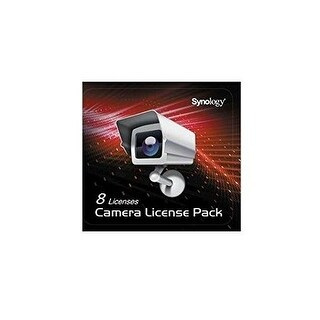 Synology Clp8 8-Camera License Key For Synology Surveillance Station