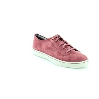 Hush Puppies Ekko Gwen Women's Fashion Sneakers DK Red