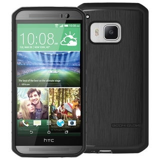 Body Glove Satin Series Case for HTC One M9 - Black Satin