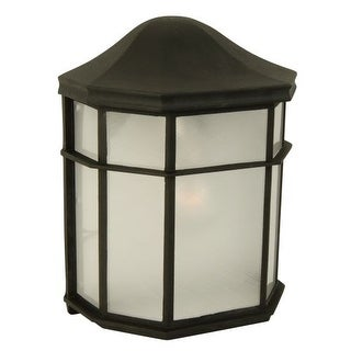 Craftmade Z103 Contractors 1 Light Outdoor Wall Sconce - 8.13 Inches Wide