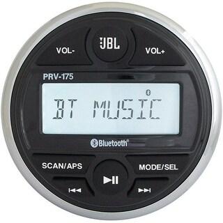 JBL JBLPRV175B JBL PRV 175 AM-FM-USB-Bluetooth Gauge Style Stereo