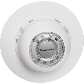 Honeywell Heat/Cool Rnd Thermostat