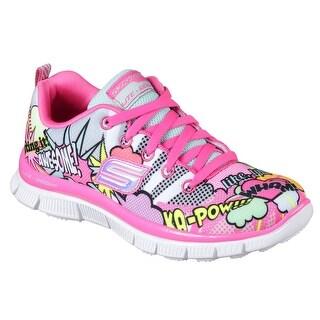 Skechers 81817 NPMT Girl's APPEAL-POP PIZAZZ Sneakers
