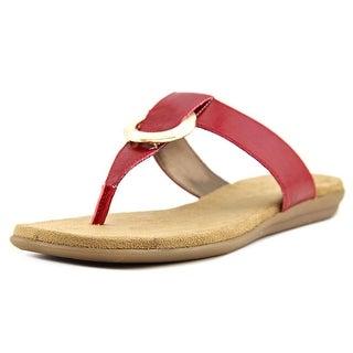 Aerosoles Supper Chlub Open Toe Synthetic Thong Sandal