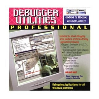 ByteSize Software 15 Debugger Utilities Professional for Windows PC