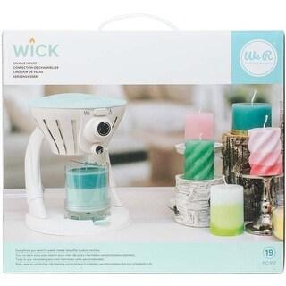 - We R Wick Candle Machine Kit