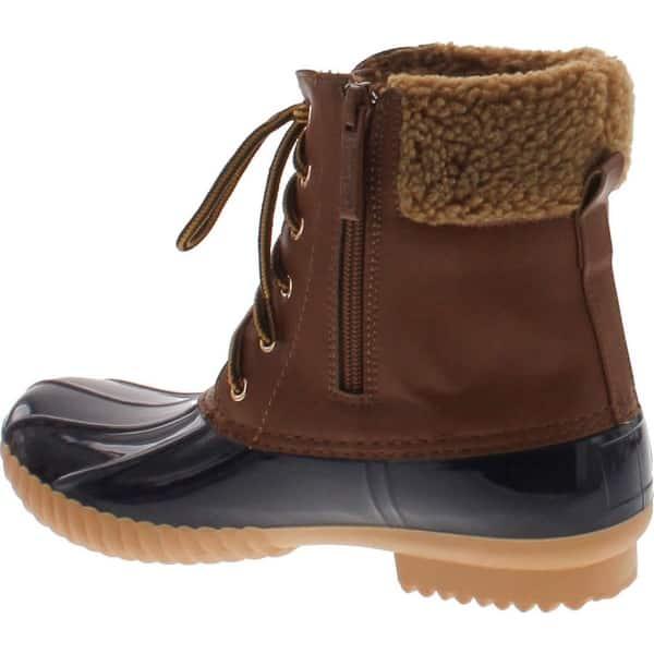 Get Nature Breeze Duck Boots Background