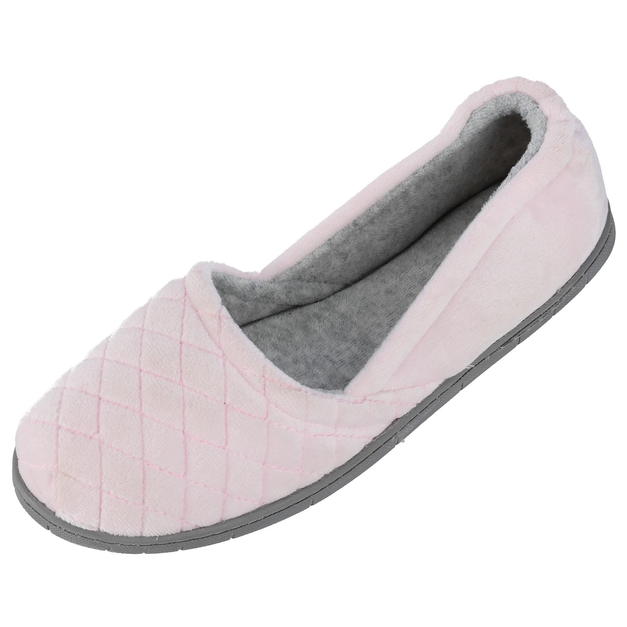 Velour Espadrille Slippers