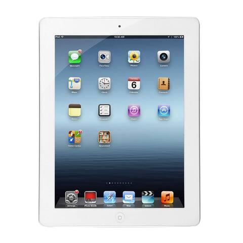 Apple iPad 4 MD513LL/A (16GB, Wi-Fi, White) (Refurbished)