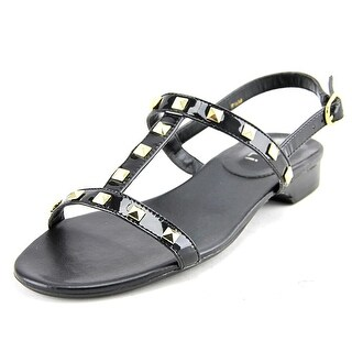 Vaneli Bartel Open Toe Synthetic Sandals
