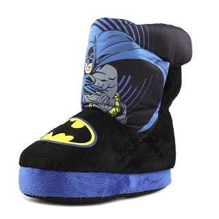 Batman Boot with Cape Youth Round Toe Canvas Black Slipper|https://ak1.ostkcdn.com/images/products/is/images/direct/9b3f54bee925e1f2dcdffbcf8c26b33c1469dfdf/Batman-Boot-with-Cape-Youth-Round-Toe-Canvas-Black-Slipper.jpg?impolicy=medium