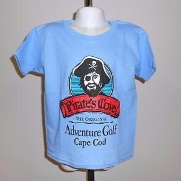 bf33dbe8 Shop Pirate's Cove The Original Adventure Golf YOUTH Size XS X-SMALL Shirt  75SA - On Sale - Free Shipping On Orders Over $45 - Overstock - 23066761