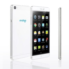 "Indigi® 3G Factory Unlocked 6.0"" DualSim SmartPhone Android 5.1 Lollipop w/ WiFi + Bluetooth Sync + Google Play Store"