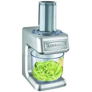 Cuisinart SSL-100SV Prep Express Slicer, Shredder and Spiralizer, Silver