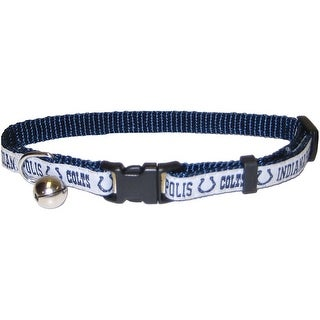 NFL Indianapolis Colts Cat Collar